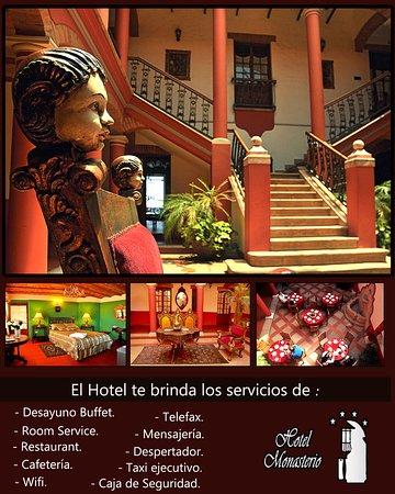 Hotel Monasterio : ARTE HOTEL