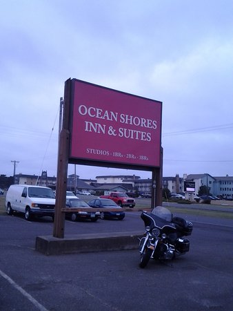 Ocean Shores, WA: The name of the hotel.