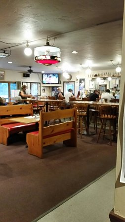 Loudon, Nueva Hampshire: Hungry Buffalo Restaurant