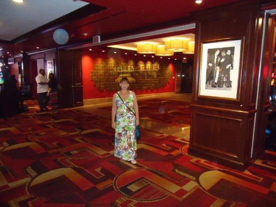 Golden Gate Hotel & Casino: Sagão do hotel