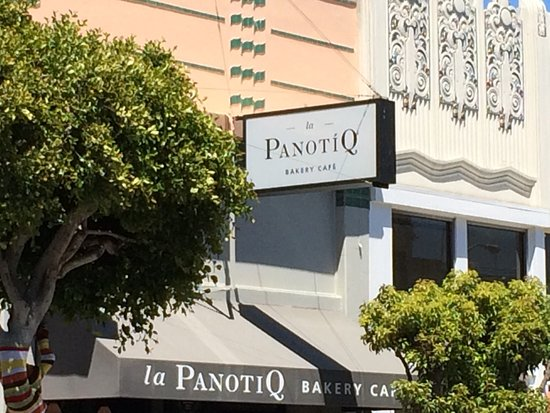 La Panotiq Bakery Cafe Chestnut San Francisco Ca
