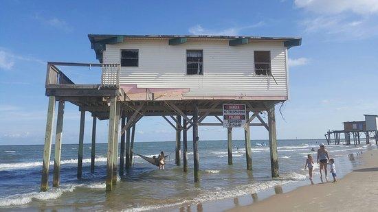 Surfside Beach, TX: It's a easy going spot.