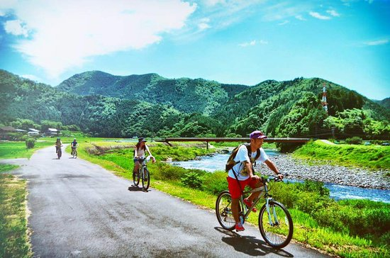 Nagara River Cycle Cruise