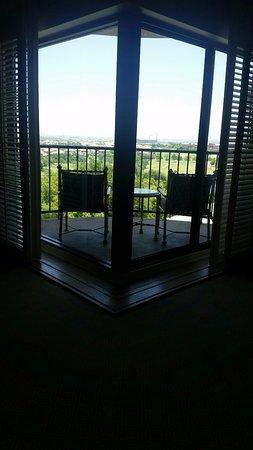 Ирвинг, Техас: balcony with great views