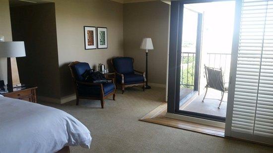 Ирвинг, Техас: sitting area in the room, great reading spot