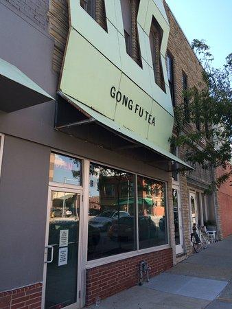 East Village: Gong Fu Tea