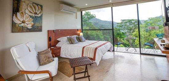 Villeta, Colombia: Junior Suite - Hotel Casa Ambrosía