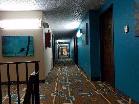 Spencer, IA: Hallway