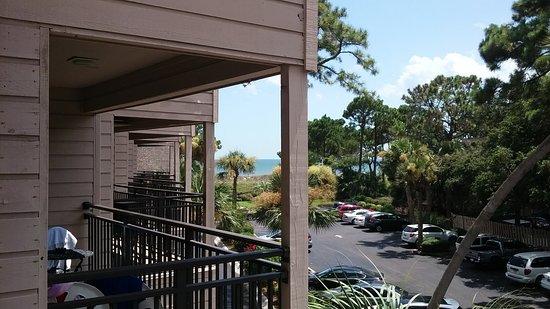 Seaside Villas Resort: View from room