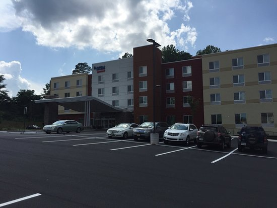 Fairfield Inn & Suites Richmond West