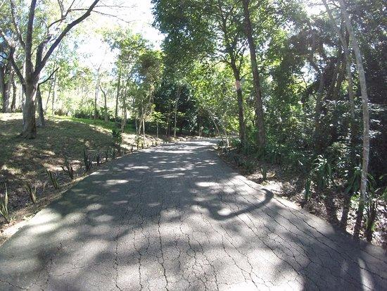 Bayamo, Cuba: entrada del Jardin Cupainicú