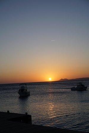 Captain Don's Habitat: Sunset at Rum Runner