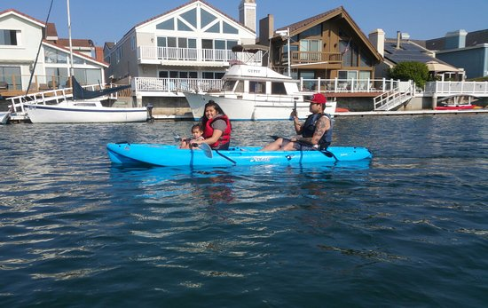 Channel Islands Kayak Center Day Tours