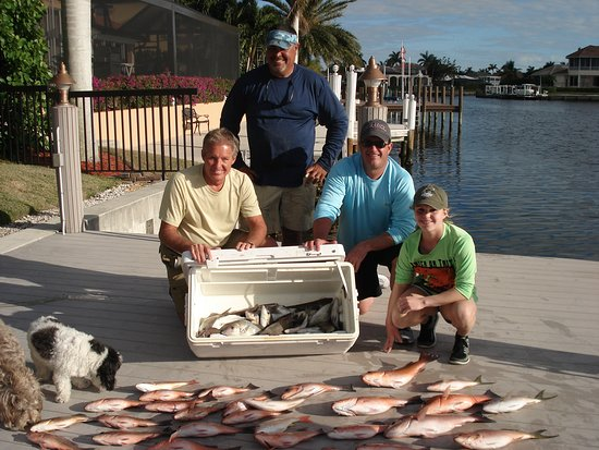 Reel Thrills FIshing Charters