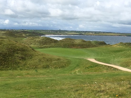 Ballybunion, Irlanda: Breathtaking, classic links.