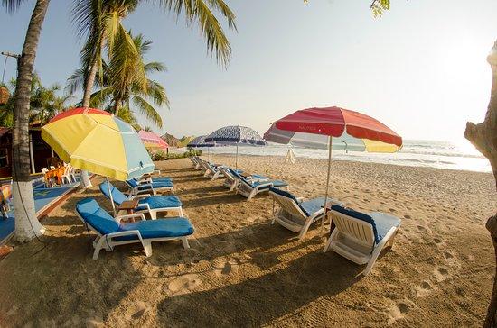 Enjoying your day at Tronco Bay Inn Resort