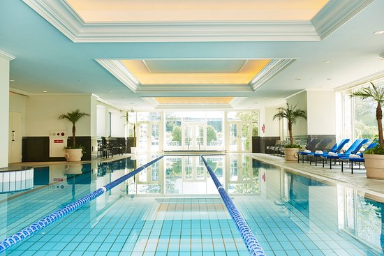 The Ritz-Carlton, Osaka: Fitness Center Pool