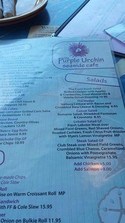 Purple Urchin Restaurant: 20160730_163151_large.jpg