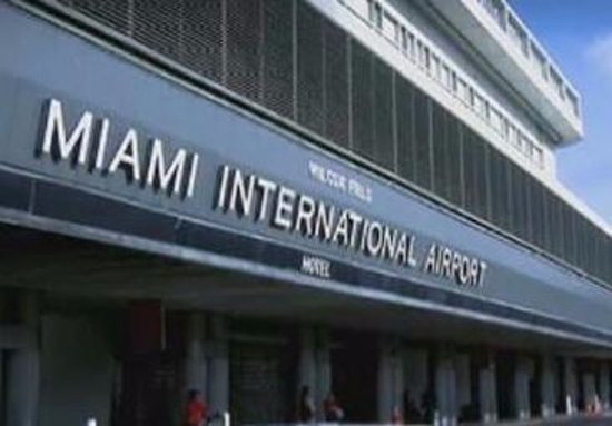 Miami International Airport Hotel: fachada entrada do hotel