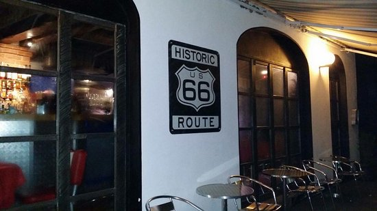 Route 66 Motor Bike Pub