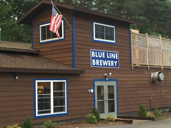 ‪Blue Line Brewery‬