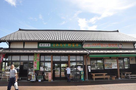 Kamihayashi Honami no Sato Michi-no-Eki