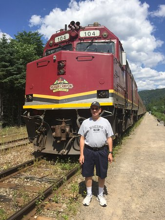 Agawa Canyon Tour Train Foto