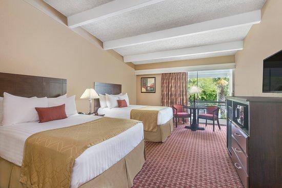 Travelodge Lakeland: Deluxe Double Room