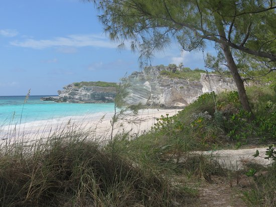 Tarpum Bay, Eleuthera: Lighthouse Beach, a must