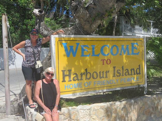 Tarpum Bay, Eleuthera: Harbour Island, a great place to visit