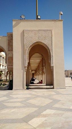 하산 2세 모스크 사진