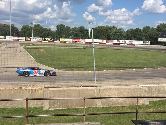 Rusty Wallace Racing Experience: me driving
