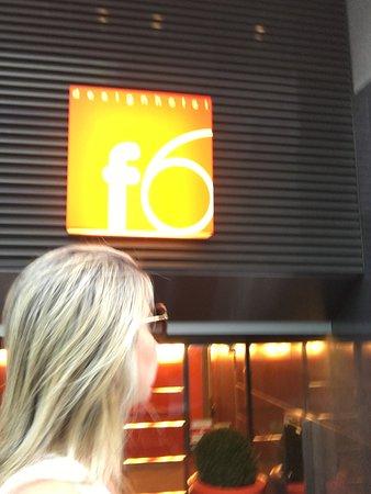 Design Hotel F6 Bild