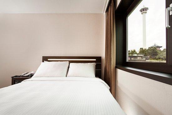 Busan Tourist Hotel: 이그제큐티브 더블