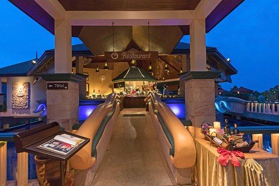 Mangosteen Resort & Ayurveda Spa: Mangosteen Restaurant