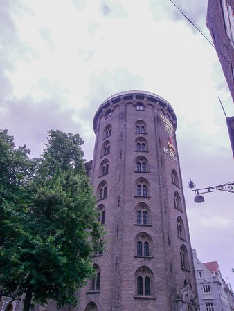 Round Kulesi: ラウンドタワー外観