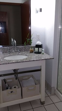 Chateau Elan Hotel & Conference Center: Remodeled Bathroom