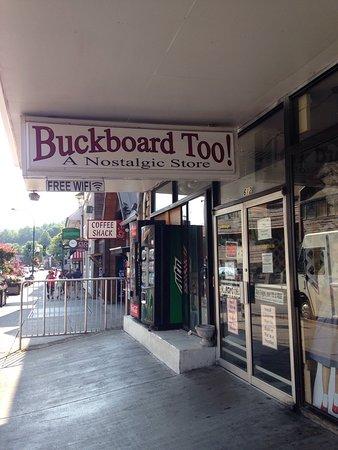 Buckboard Too
