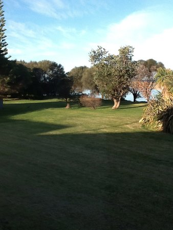 Scamander, Australia: Well looked after grounds