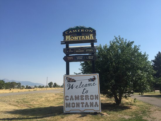 Cameron, Μοντάνα: photo2.jpg