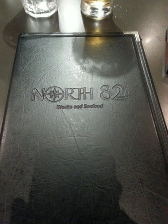 North 82 Steak & Beverage Co : Dinner with friends