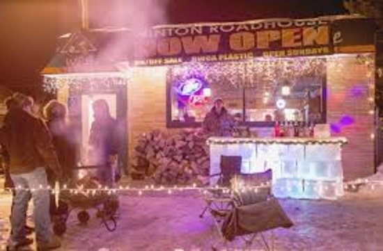 Winton Roadhouse with the Ice Bar