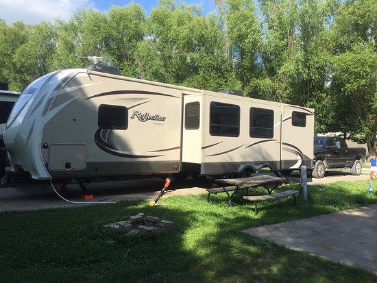full hookup Camping