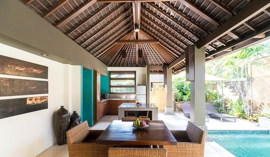 The Ahimsa: 1 bedroom villa
