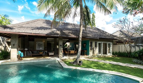 The Ahimsa: 2 bedroom villa