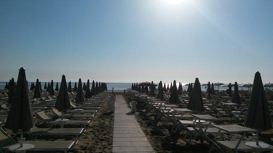 Bagno Mediterraneo Pinarella : Bagno oasi 67 pinarella ristorante recensioni & foto tripadvisor