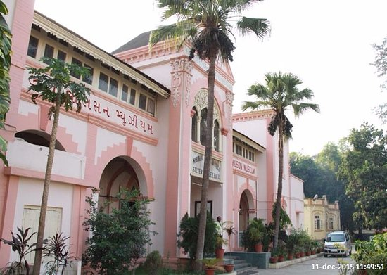Valsad, India: The photo was taken by me when i visited Lady Wilson Museum in Dec 2015.