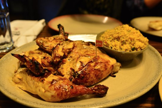 Nando's chicken