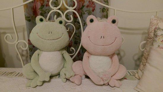 可愛蛙堡民宿