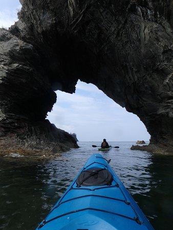 True North Kayak Adventures: Kayak trip